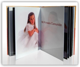 album para primera comunion